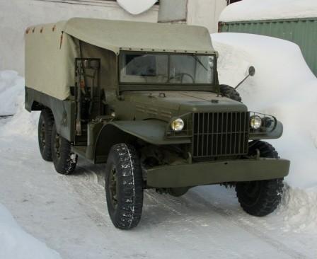 Dodge WC-61