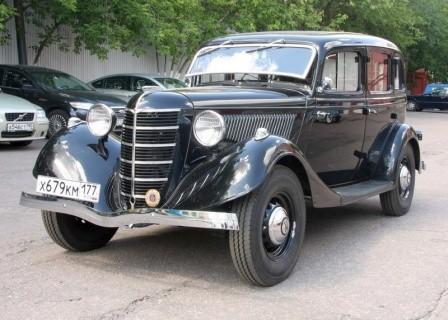ГАЗ М1  custom
